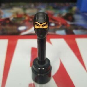 CUSTOM-PAINTED-headsculpt-Ninja-1-12-G-I-Joe-classes-6-in-environ-15-24-cm-echelle