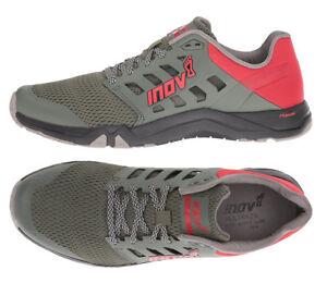 Inov8 All Train 215 Mens Black Cross Training Sports Shoes Trainers Pumps