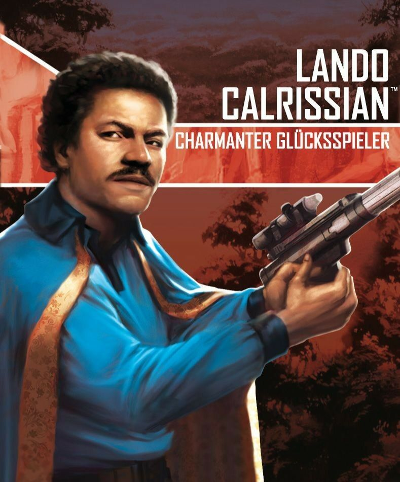 Star Wars Imperial Assault - Lando Calrissian Gambler Extension German