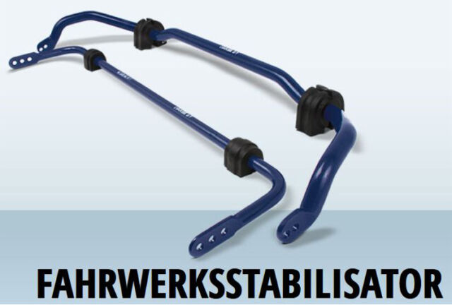 H&R Stabilisator-Satz VW Vento Lim.Typ 1HXO,1H,nur GTI-TDI (110PS) GTI 33865-2