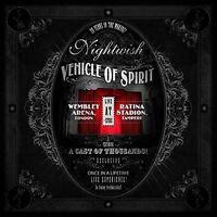 Nightwish - Vehicle Of Spirit [new Cd] With Dvd