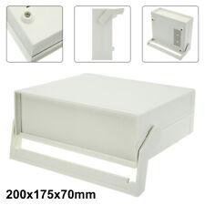 Plastic Electronic Project Box Enclosure Instrument Shell Case Diy 20017570m