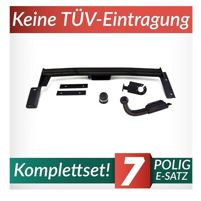 Anhängerkupplung starr BMW X3 EBA NEU inkl ESatz KIT kpl