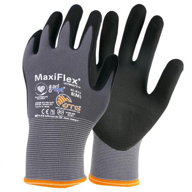 Handschuh MaxiFlex Endurance AD-APT Gr 10 Airsoft Bekleidung & Schutzausrüstung