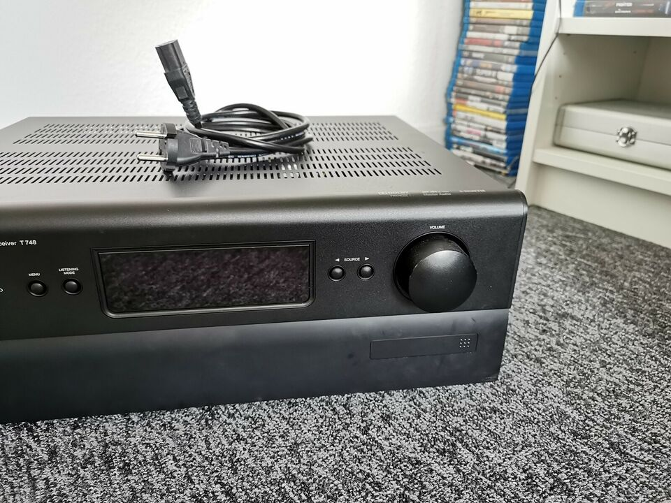 Receiver, Nad, T748