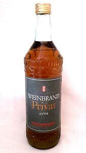 Veb Schilkin Berlin Cognac Privé Original Rda 0,7 L 32% Vol-afficher Le Titre D'origine
