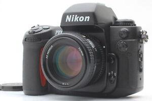 [near Mint] Nikon f100 35mm SLR + AF Nikkor 50mm f/1.4 Lens aus Japan