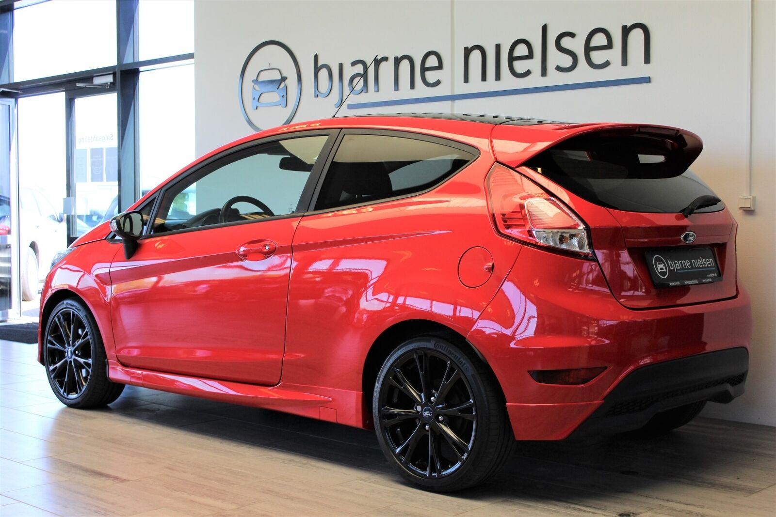 Ford Fiesta 1,0 SCTi 140 Red Edition - billede 2