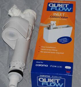 Caroma Quiet Flow Toilet Cistern Bottom Inlet Valve 687042