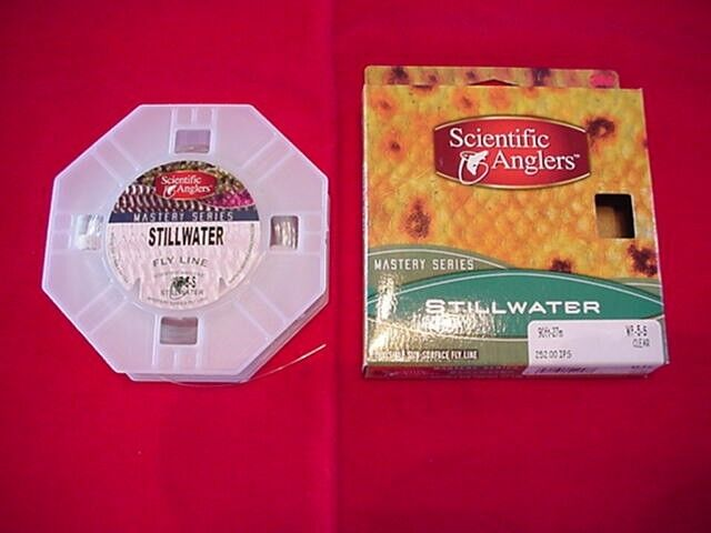 Scientific Angler Sonar Stillwater Intermediate Trout WF5I GREAT nuovo