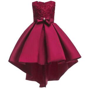 Vestidos Ropa de Moda Para NIÑA Largos Casuales De Fiesta Vestido de princesa