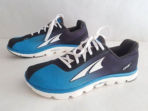 Drop Taille Course Altra De Noir 2 5 Chaussures Bleu Nwob Zero One Rqw1S