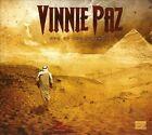 God of the Serengeti [PA] [Digipak] by Vinnie Paz (CD, Oct-2012, Enemy Soil)