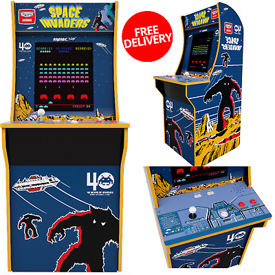 Exclusive Original Classic Space Invaders Machine With Authentic Arcade  Controls 710918282480 | eBay