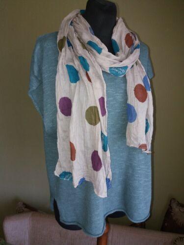 GUDRUN SJODEN organic cotton linen top blouse size