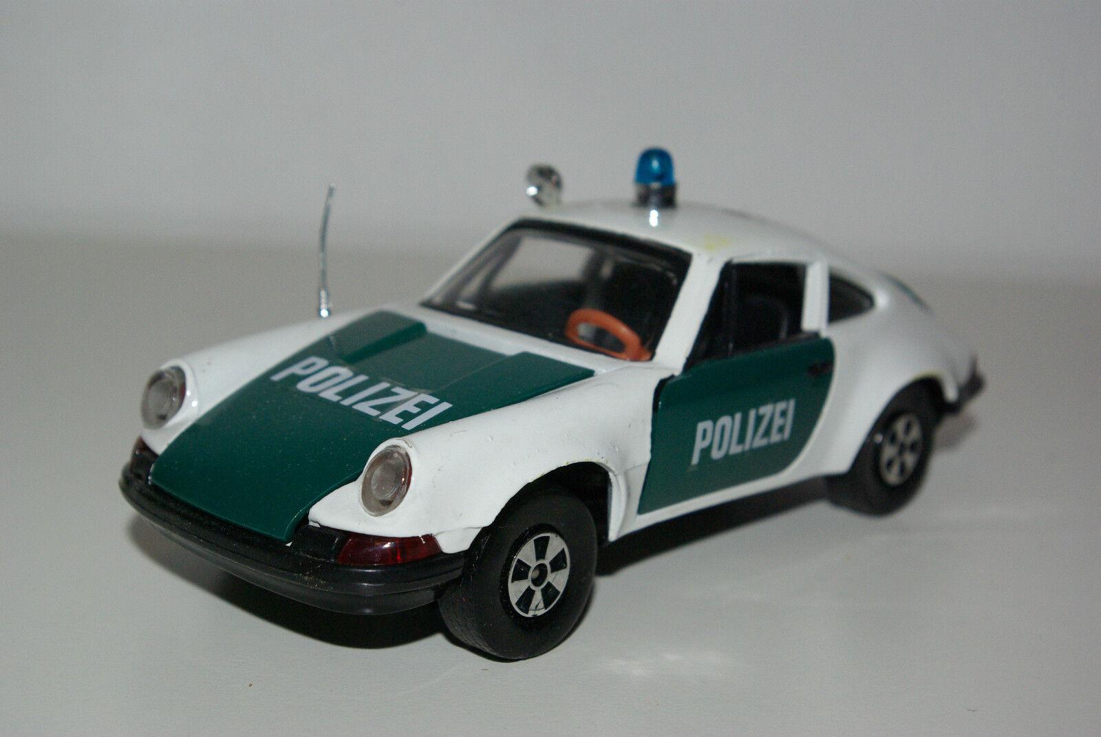 Playart PORSCHE 911 Police VERY NEAR MINT RARE RARE RARO