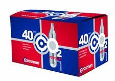 Crosman 23140 CO2 Powerlet Cartridges (40ct)