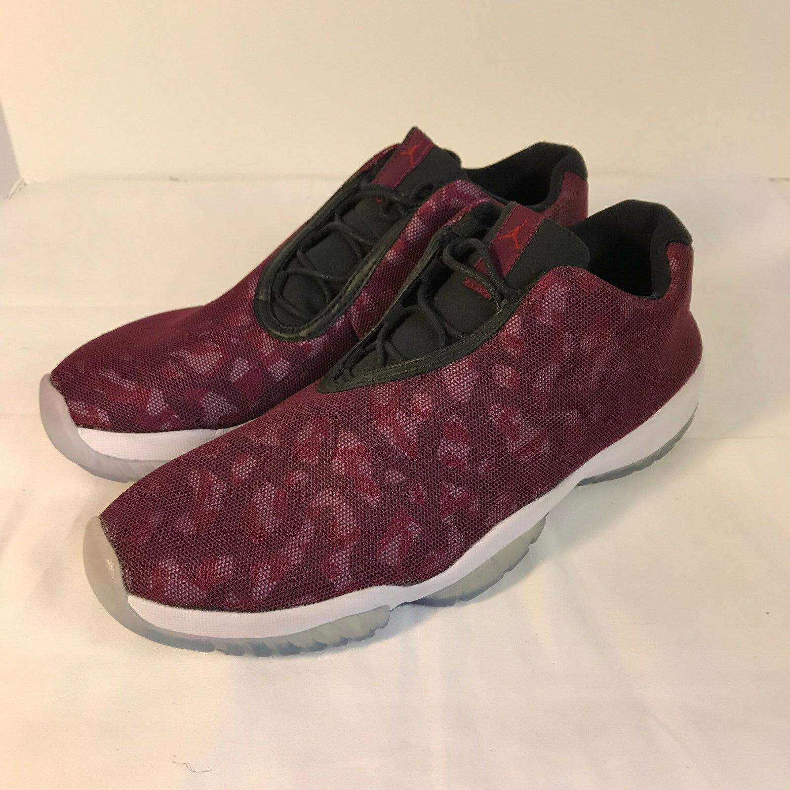 Nike Red Air Jordan Future Low Bordeaux Black Gym Red Nike size 10 style 718948-605 863f9d