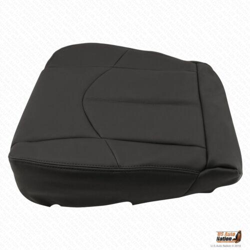 PASSENGER Bottom VINYL Cover Seat Black For 1999 2000 2001 2002 2003 Lexus RX300