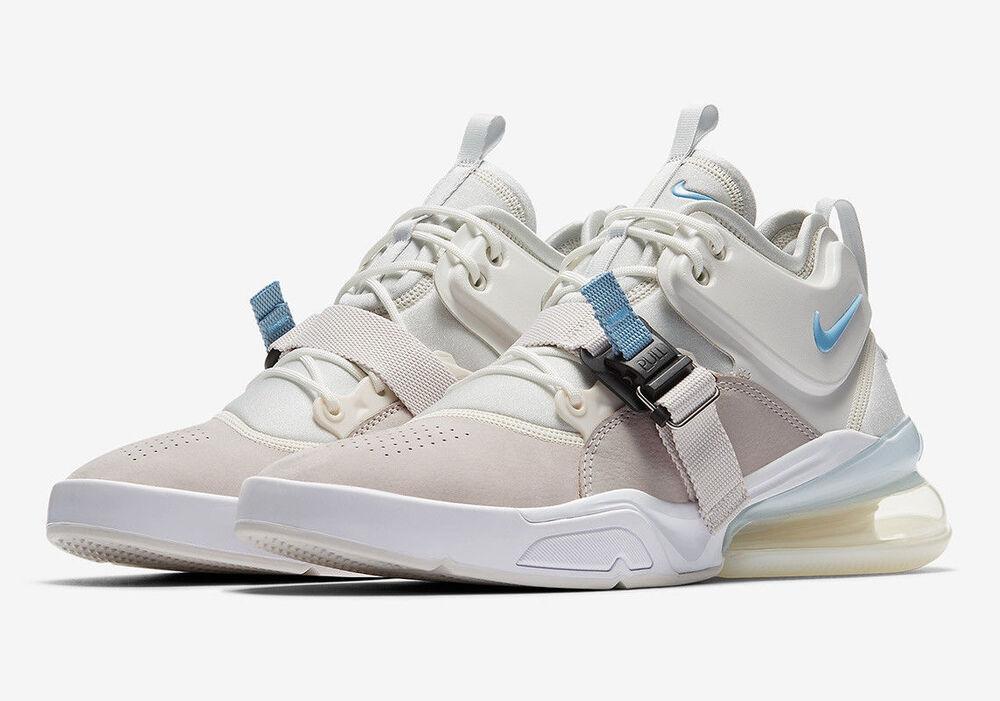 Nike Air Force 270 Phantom Feel Big Air Platinum blanc AH6772-003  Chaussures de sport pour hommes et femmes