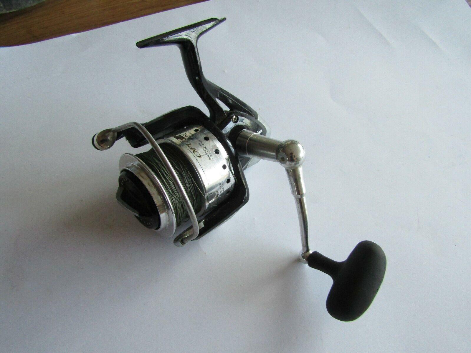 MOULINET  DAIWA OPUS BULL 4500 pêche  sin mínimo