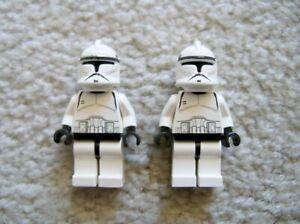 LEGO-Star-Wars-Super-Rare-Original-2-Episode-II-Clones-From-7163