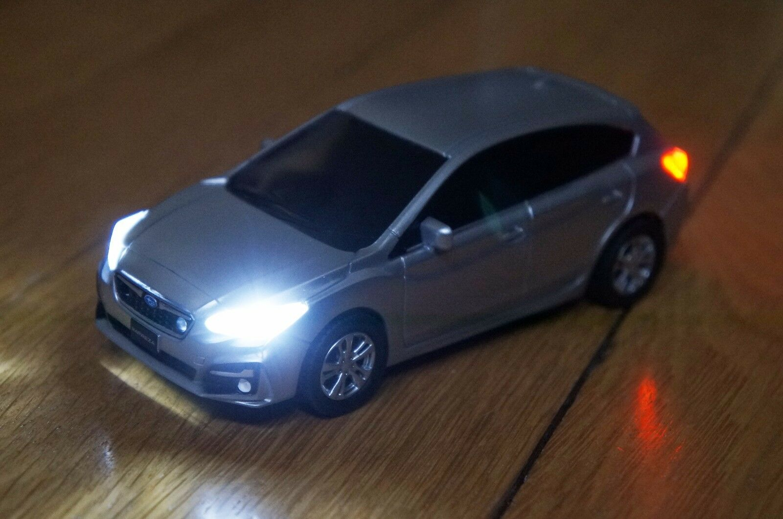 Subaru New Impreza Eyesight Mini Car Lights Motorized