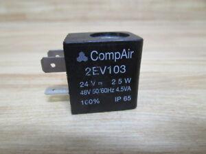 CompAir 2EV105 Coil HZ 50//60 110VAC Va 4.5 IP 65