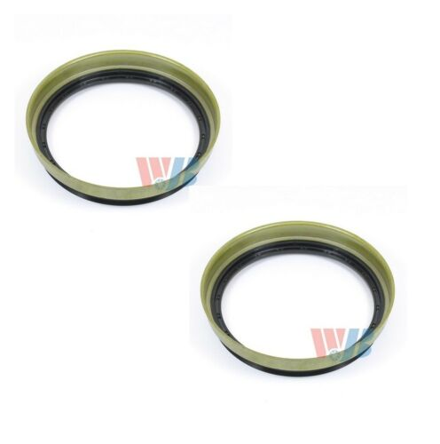 Pair Set of 2 Front Outer WJB Wheel Seals Kit for Toyota Tacoma Lexus GX470 4WD