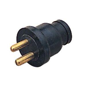 Sea Dog 426144-1 Polarized Plug For Cable Outlet 12V