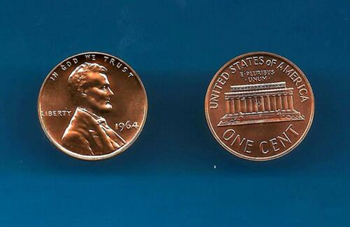 1964 PROOF Lincoln Penny Cent