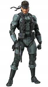 Max-Factory-Figma-Metallo-Gear-SOLID2-Sons-Of-Liberty-Solid-SnakeMGS2-Ver-Nuovo