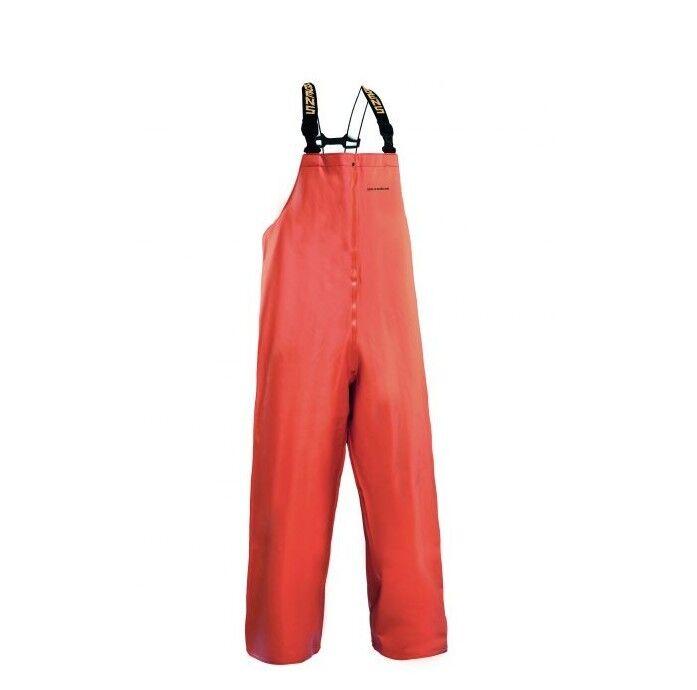 Grondens Clipper Bib Trousers M-XL Pantalon Pants en Caoutchouc Rubber