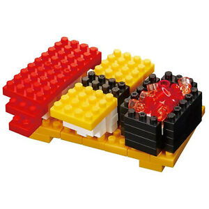 Nanoblock: Sushi