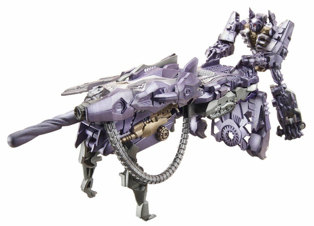 Transformers Movie CV19 Shockwave & Fusion tank cifra Japan
