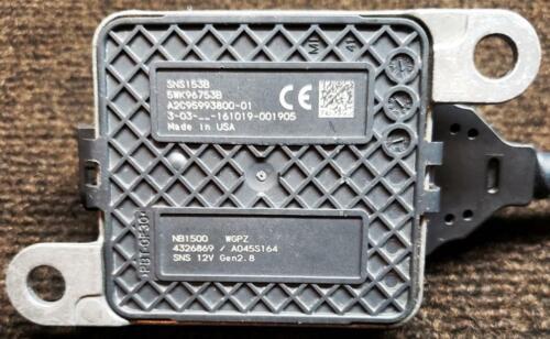 Nox Nitrogen Oxide Sensor 4326869 A045S164 SNS153B 5WK96753B 12V Gen2.8