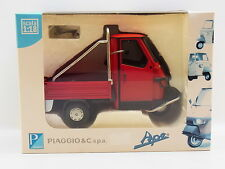Lot 18019   ITALERI ss-68005 PIAGGIO VESPA Ape Rosso 1:18 NUOVO IN SCATOLA ORIGINALE