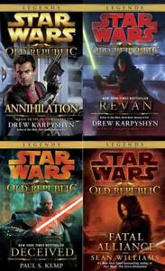 Star wars the old republic series mass market book collection set image is loading star wars the old republic series mass market fandeluxe Gallery