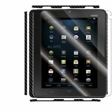 ArmorSuit MilitaryShield Vizio Tablet VTAB1008 Screen Protector + Black Carbon