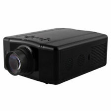 Full HD Support LED Projector Home Theater Cinema Multimedia 1080P HDMI 3D