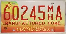 Original Nummernschild USA New Mexico 2000 plaque d'immatriculation TARGA