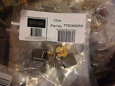 Spazzole Carbonio TITAN ttb280drh disgiuntore tendenza ttr127 wp-tt / R127 RIDGID 700