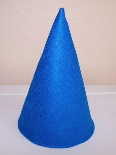 Gnome Elf Dwarf Birthday Party Hat Faerie Fest Mardi Gras Caps! PICK A COLOR!