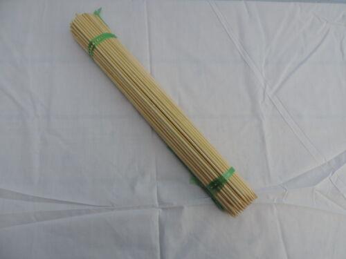 Bambus Splittstäbe 100 St 90 cm Pflanzstäbe Pflanzenstäbe  Rankhilfe Pflanzstab