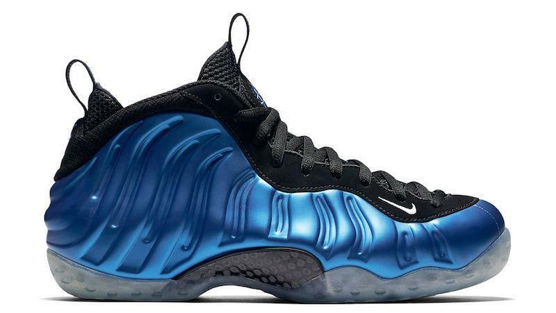Nike Air Foamposite One Royal Blue XX size 9.5. 895320-500. penny