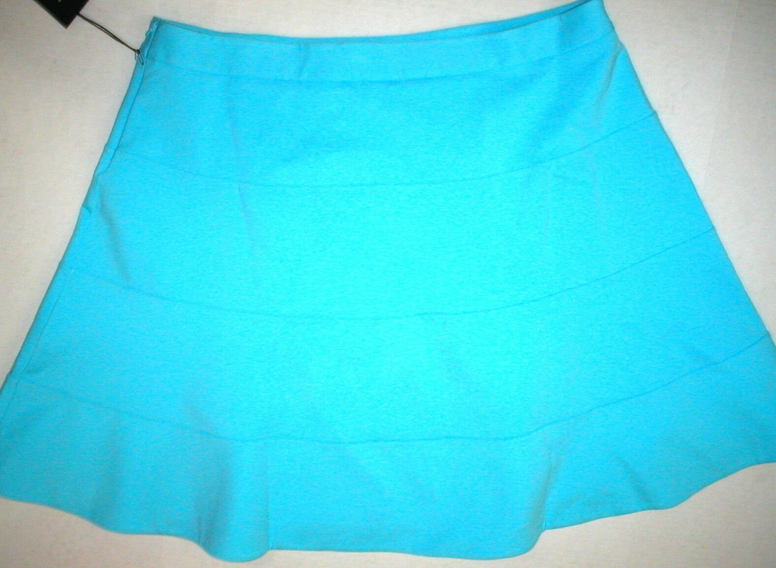 NWT New Mynt 1792 High End Plus Womens 22W 22 W Light bluee Skirt Office Pretty