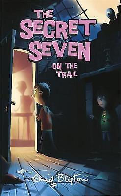 Secret Seven On The Trail: Book 4, Blyton, Enid, Good Book