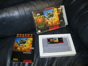 Desert-Strike-Super-Nintendo-Game