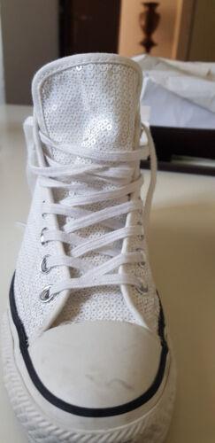Sportive Converse 38 Eur Donna Bianco 556783c Misura Scarpe Colore White TqA7Ad