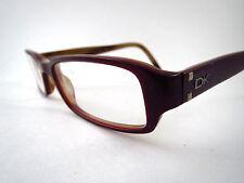 906771b3a0a DKNY Eyeglasses Frames DK1549 3282 50-17 140mm Brown Tortoise Italy Donna  Karan